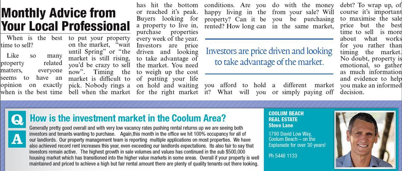 Coolum-beach-real-estate-ask-a-professional