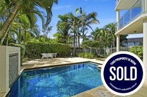 Coolum Beach Real Estate now SOLD