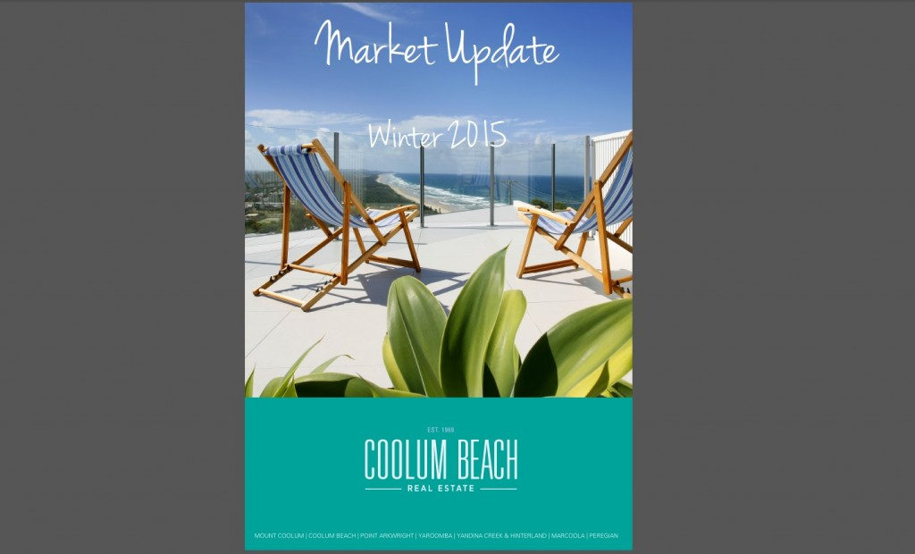Winter Market Update - Coolum Beach Real Estate
