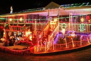 christmas-lights-coolum-beach-real-estate