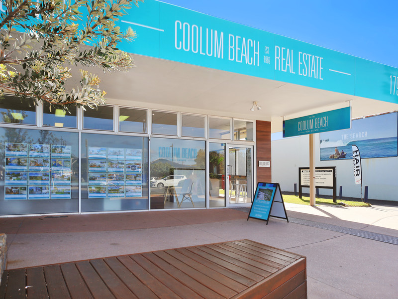 Coolum Beach Real Estate -